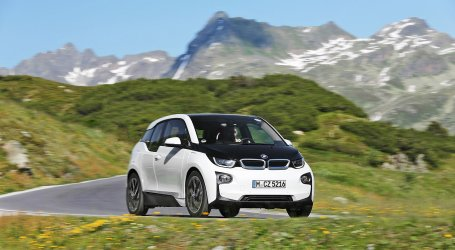 BMW i3 | Panama Motor Show Islas Stand 306