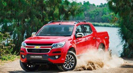 CHEVROLET COLORADO | Panama Motor Show Totumas Stand 103