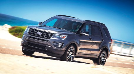 FORD EXPLORER | Panama Motor Show Islas Stand 203