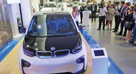 EL PRIMER BMW ELECTRICO YA ESTA EN PANAMA