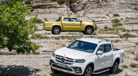 MUESTRAN EL PRIMER PICK UP PREMIUM