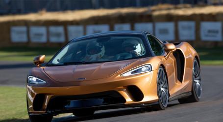 El Nuevo McLaren GT