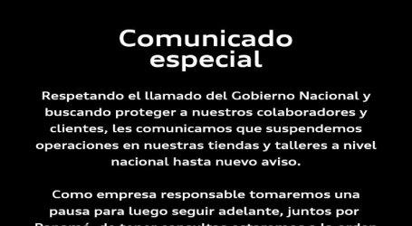 COMUNICADO DE CONSULTENOS