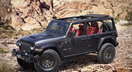 470 HP para el nuevo Jeep Wrangler