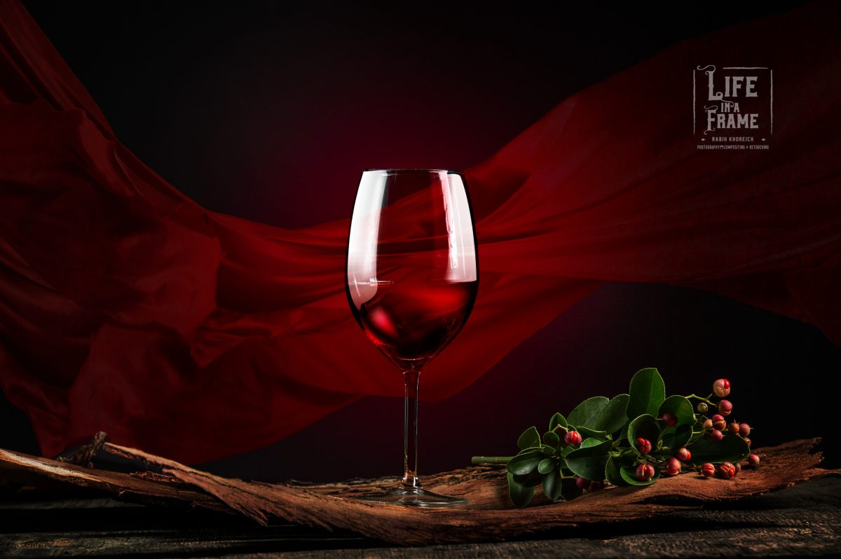 wine-glass-setting