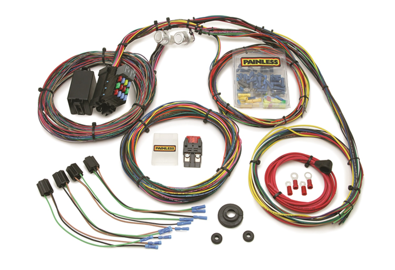 Painless Wiring 12 Circuit Universal Wiring Harness