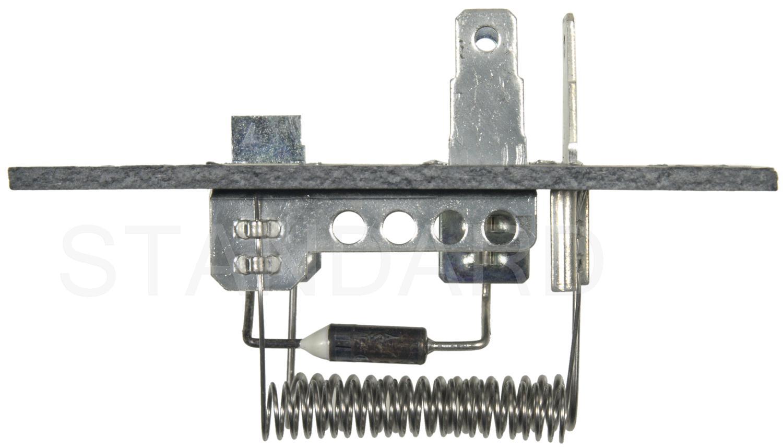 Standard Motor Products Ru527 Hvac Blower Motor Resistor