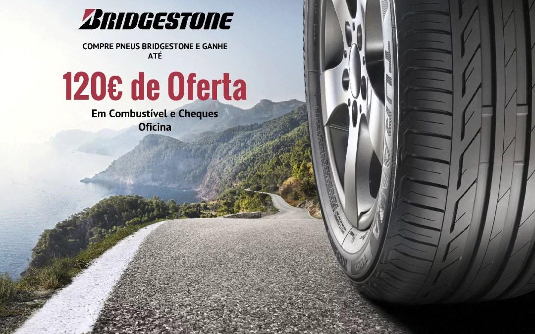Campanha Pneus Bridgestone