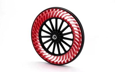Pneus Bicicleta Sem Ar da Bridgestone