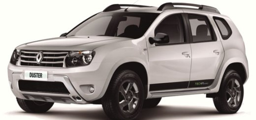 Renault Duster Serie Limitada Tech Road