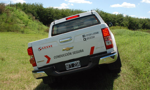 curso de conduccion off road cesvi
