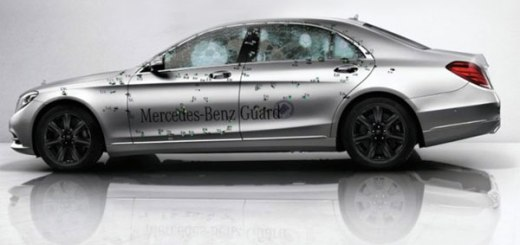 mercedes benz clase e guard
