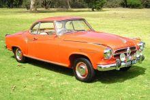 Borgward Isabella Coupe 4