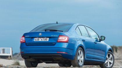 Škoda Octavia facelift 3