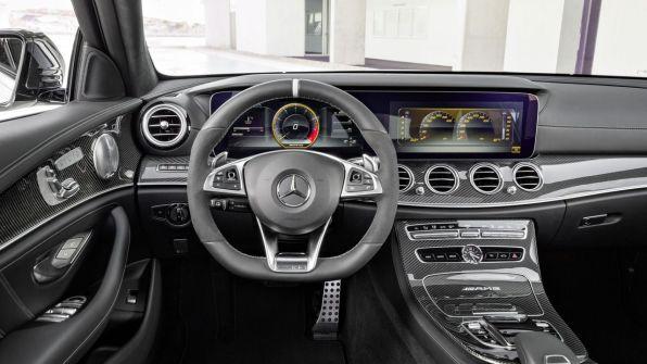 Mercedes AMG E63 Wagon 6
