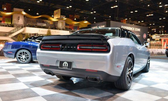 Mopar Dodge Challenger 2