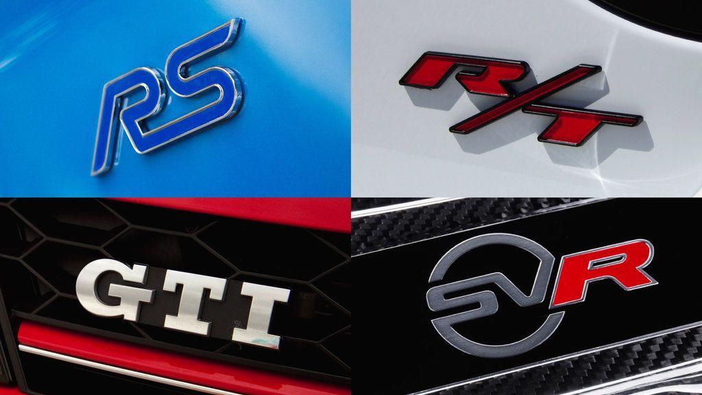 Automobilski akronimi: Saznajte što znači koja oznaka