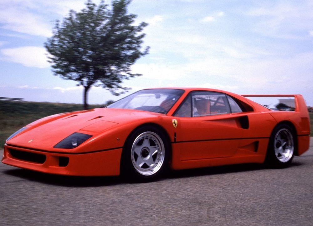 30. Rođendan: Ferrari F40 (1987.)