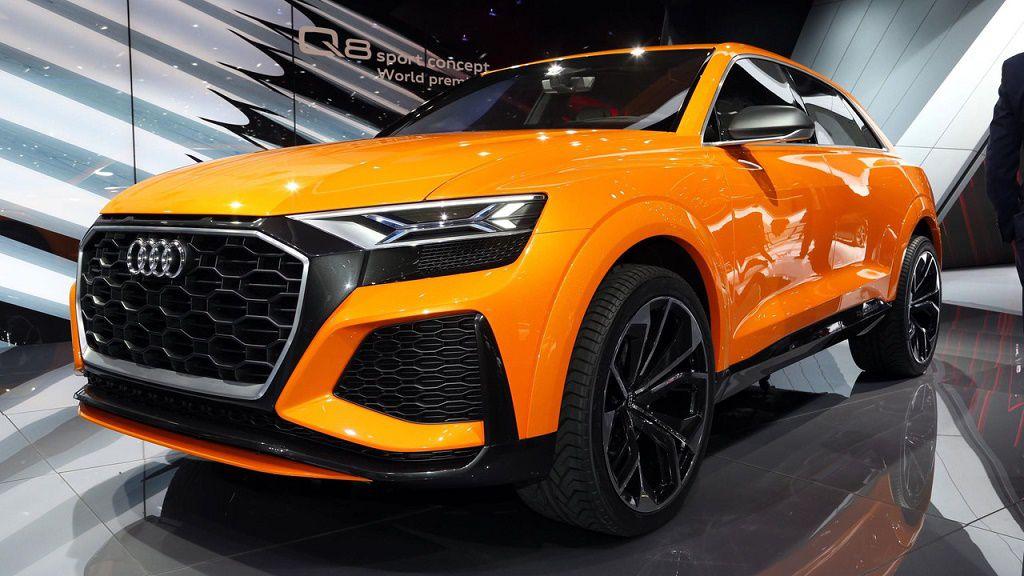 Audi SQ8 ispaljivat će 469 KS
