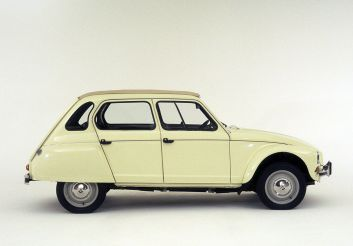 Citroën Dyane 2