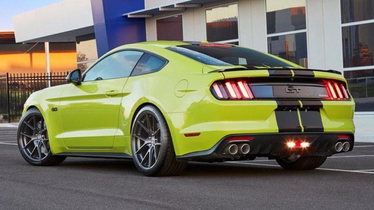 Hibridni Ford Mustang imat će 400 KS