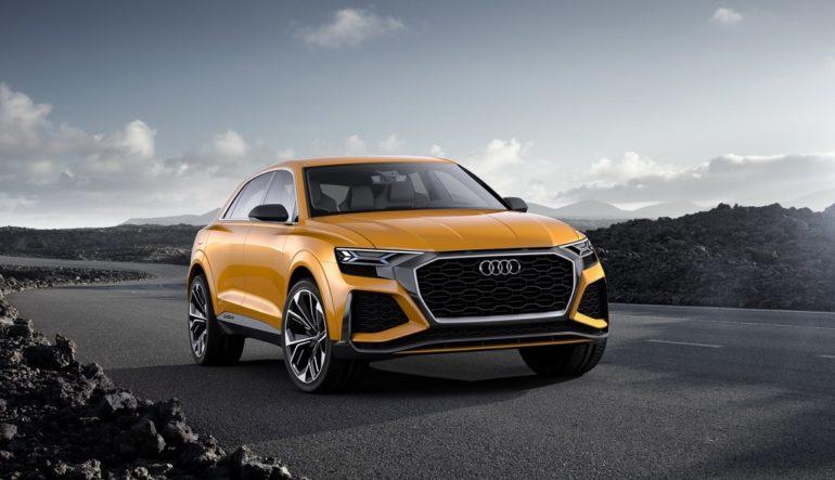 Audi sve karte baca na SUV-ove
