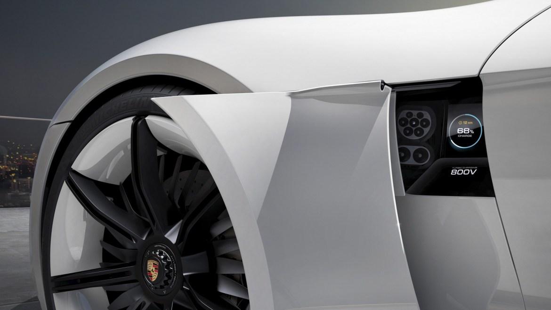 Porscheov električni 'sportaš' zvat će se Taycan