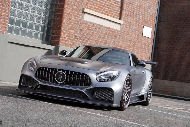 IMSA RXR One je Mercedes-AMG GTS nabijen na 860 KS