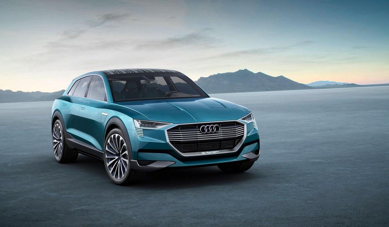 Započela proizvodnja Audi e-trona