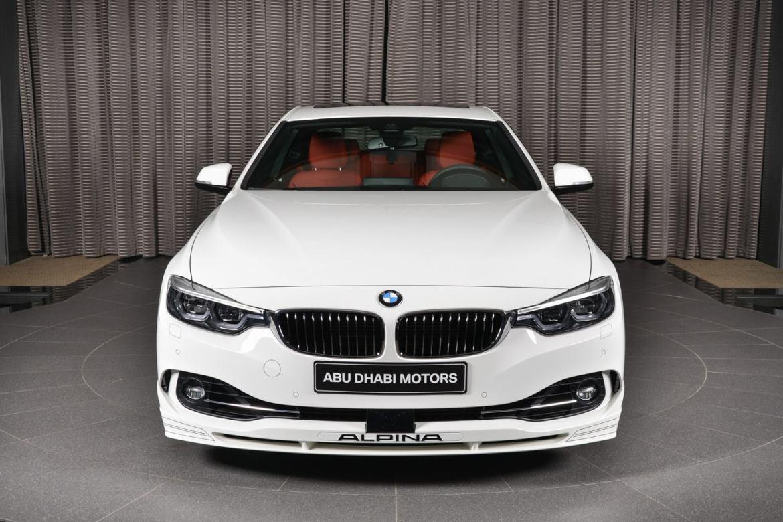 Alpina B4 S Bi-Turbo je elegantna alternativa za BMW M4