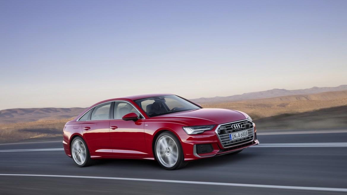 Predstavljen Audi A6 pete generacije