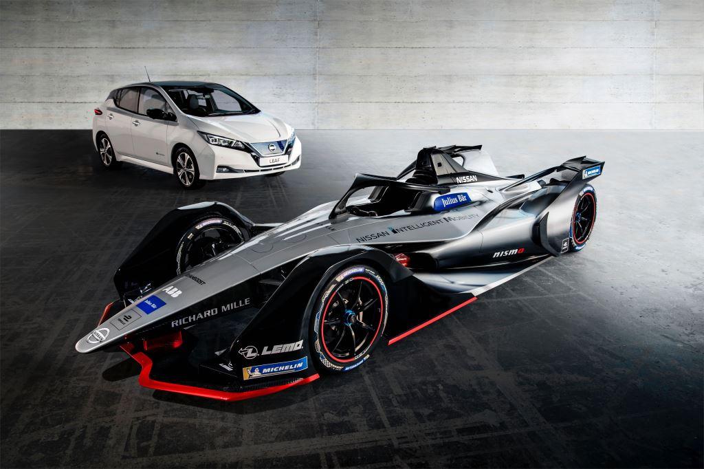 Ženeva 2018.:Nissan predstavlja bolid Formule E