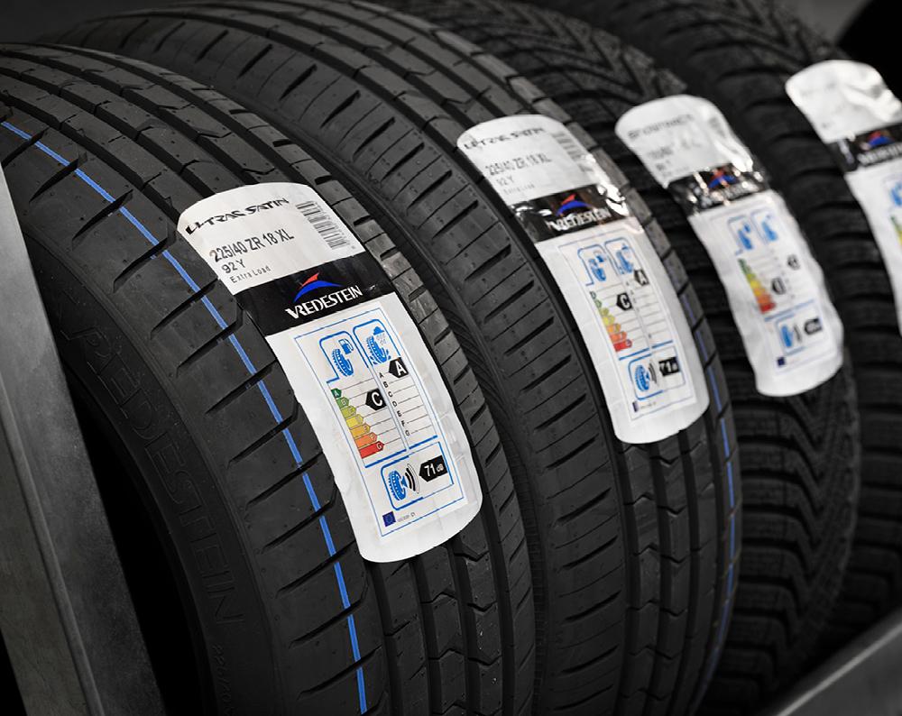 Evo što možete saznati preko EU naljepnice na automobilskim gumama