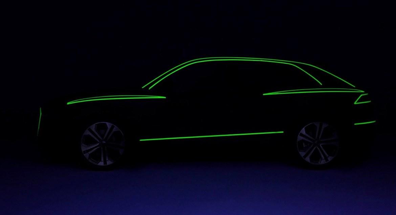 Audi najavljuje novi SUV