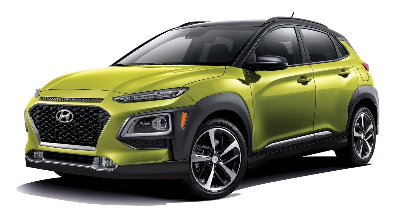 Hyundai Kona – Best Buy Star Zagreb Auto Show-a 2018.
