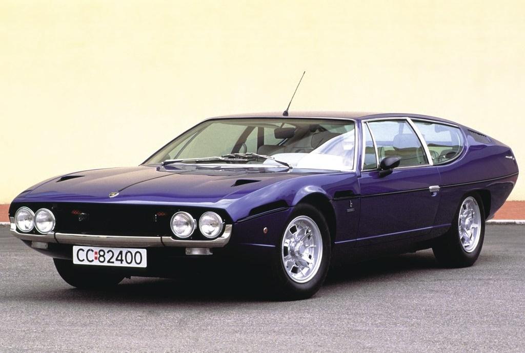 50. Rođendan: Lamborghini Espada (1968.)