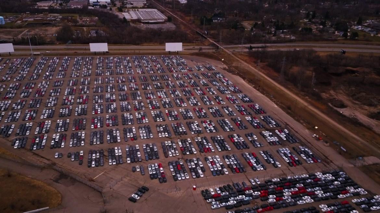Video: Groblje Volkswagenovih dizelaša iz Dieselgatea