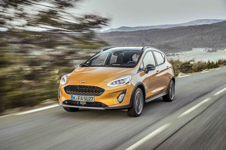 Nova Ford Fiesta Active je na pola koraka do crossovera