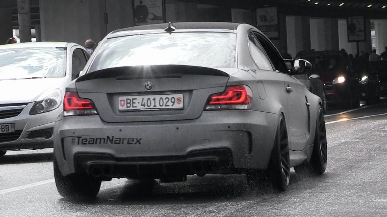 Ovaj BMW 1M Coupe zvuči kao bolid Grupe B