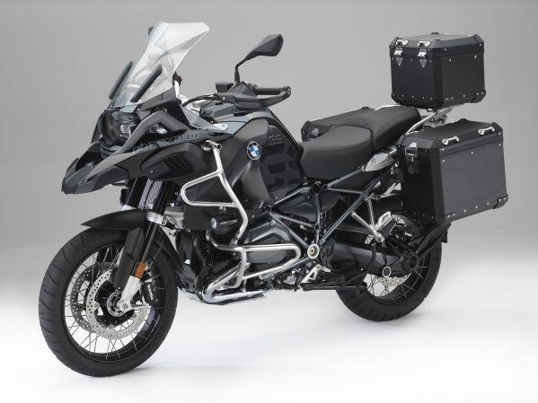Novi originalni BMW Motorrad dodaci 'Edition Black'