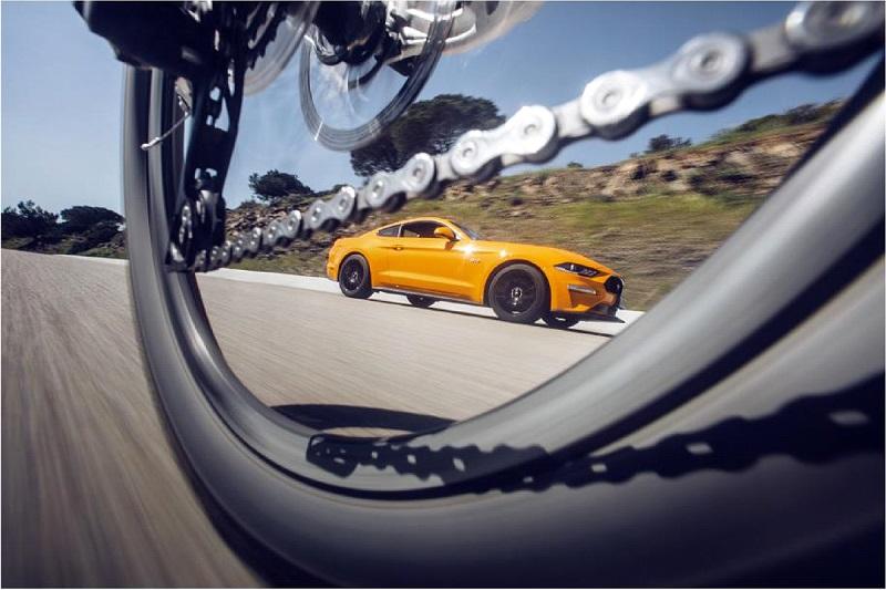 Ford kampanja potiče sklad između vozača automobila i biciklista