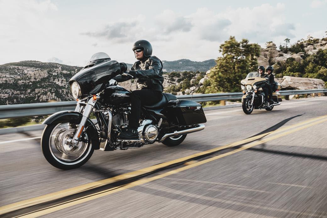 Harley-Davidson uvodi autonomno kočenje u svoje motocikle