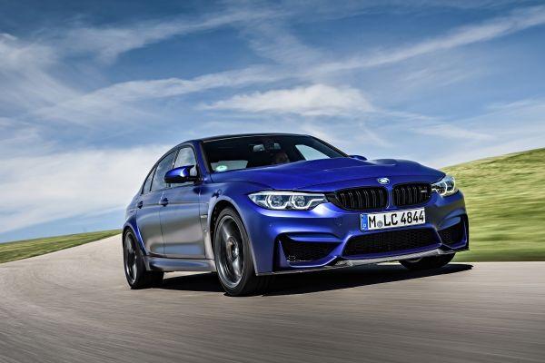 Novi BMW M3 CS