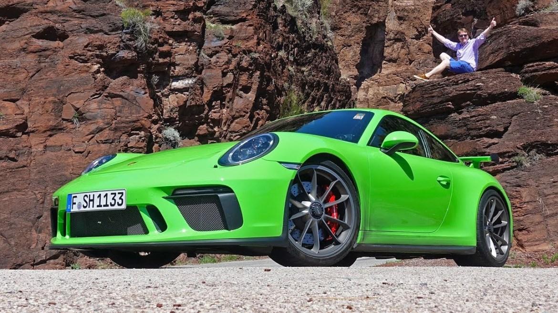 Ovako vrišti Porsche 911 GT3 na 9000/min