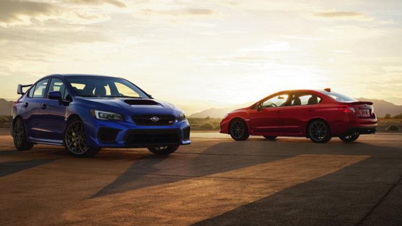 Subaru WRX STI dobio osnažen motor