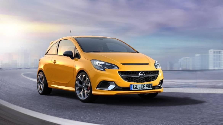 Opel Corsa GSi razvija 150 KS