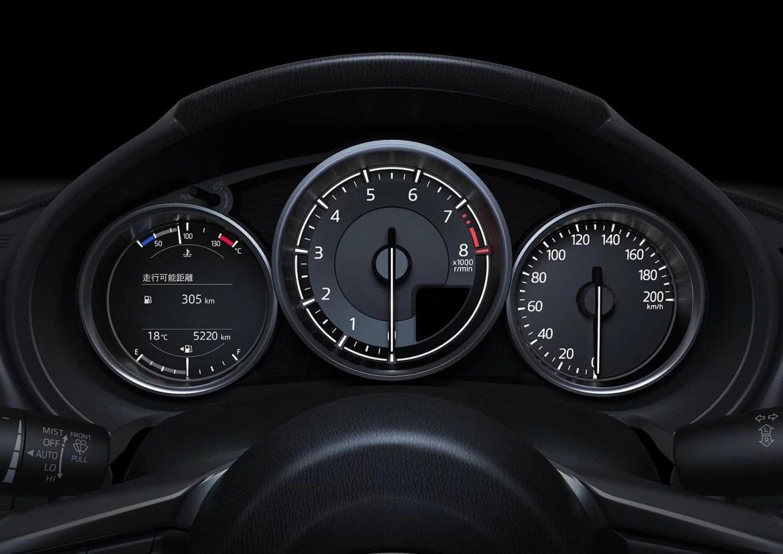 Osvježena Mazda MX-5 Miata razvija 181 KS pri 7500/min