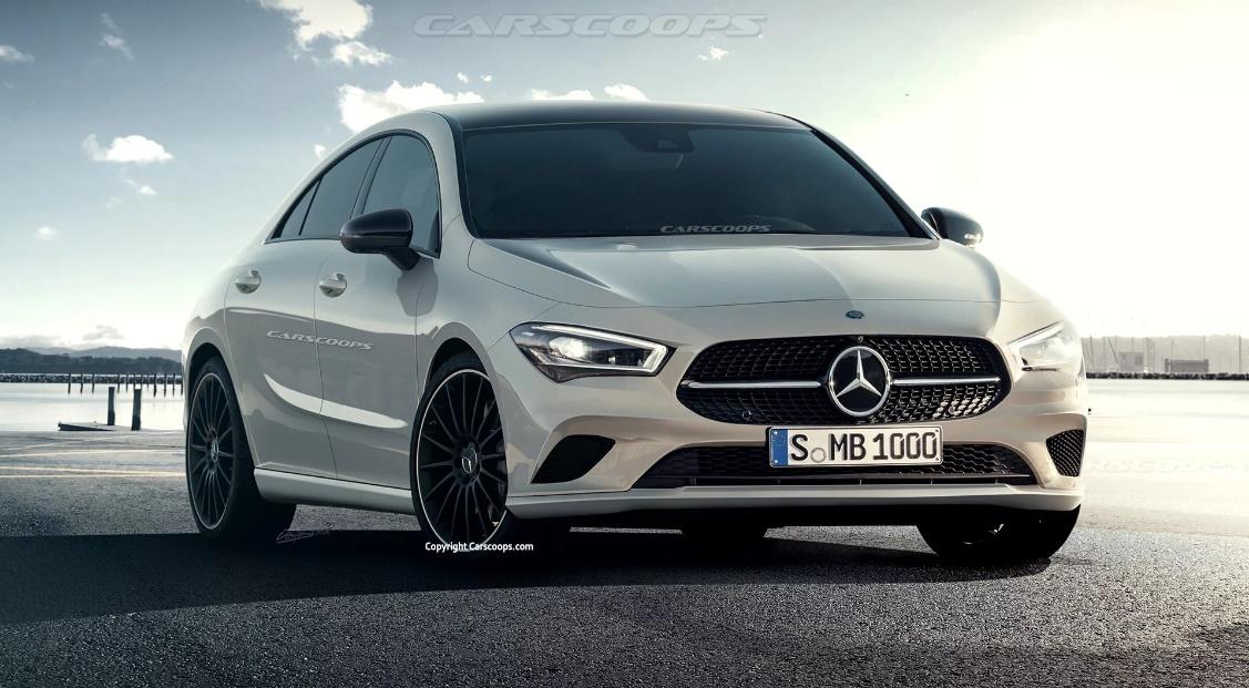 Mercedes-Benz CLA imat će premijeru u Parizu