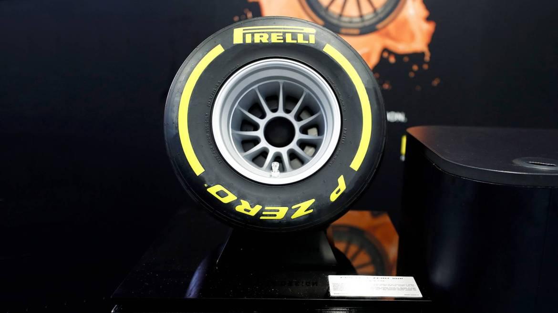 Pirelli zvučnik izgleda kao kotač F1 bolida