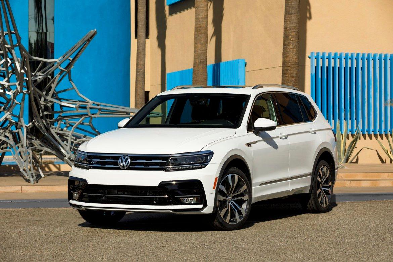 Volkswagen Tiguan i Touran opozvani zbog opasnosti od požara